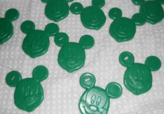 lot 10 mickey mouse head balloon weights party favor
