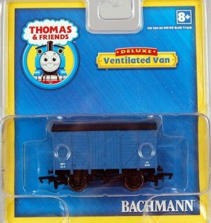 Bachmann HO Scale Train Thomas & Friends Rolling Stock Ventilated Van