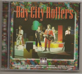 Bay City Rollers CD Bye Bye Baby New SEALED