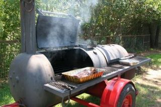 BBQ Smoker Trailer Catering Truck How To Start Up Business Marketing