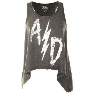 Abbey Dawn x Iron Fist Avril Lavigne Strike It Rich Tank Top Grey