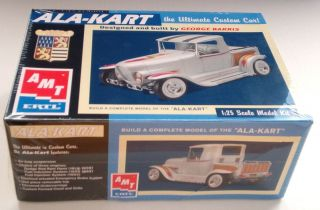 the Ultimate Custom Car George Barris 1 25 AMT Hobby Time Model Shop