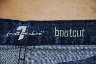 Seven 7 for All Mankind Mens Bootcut Jeans Barstow T520XL524U