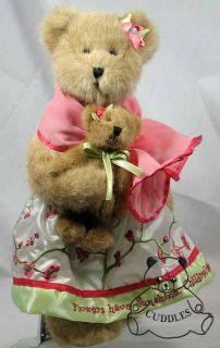 Momma Bearsworth Bear Boyds Plush Toy Stuffed Animal Teddy Mom Baby