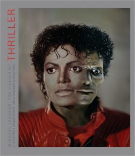 Michael Jackson Making of Thriller 4 Days 1983 Book