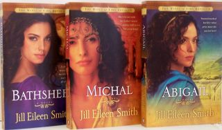 King David Michal Abigail Bathsheba Jill E Smith 0800733207