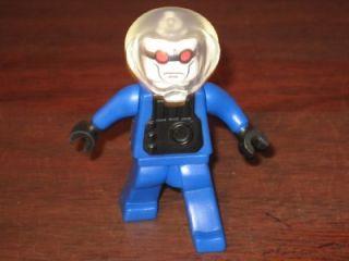 McDonalds Batman Lego Mr Freeze Happy Meal Toy RARE