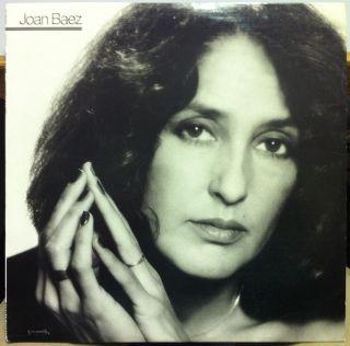 Joan Baez Honest Lullaby LP Mint Jr 35766 Vinyl 1979 Record