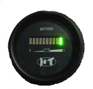 New 36 Volt 36V EZGO EZ Go Golf Cart LED Battery Meter