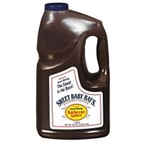 Sweet Baby Rays Barbecue Sauce BBQ Gourmet   1 gallon