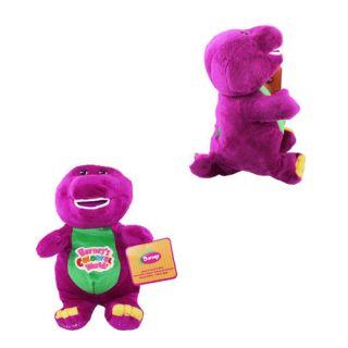 Barney Dinosaur 30cm Soft Plush Doll Toy with Music