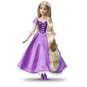 Singing Tangled Rapunzel Doll 17 When Will My Life Begin