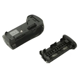 MB D12 Multi Power Battery Pack Grip for Nikon D800 / EN EL15 battery