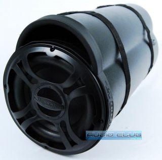 Bazooka 300W Max 6 Ported Bass Tube Car Audio Sub Woofer w Voice Dual