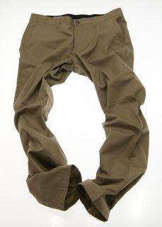 Brand New Mens Frickin Modern Chino Pant khaki size 34 classic