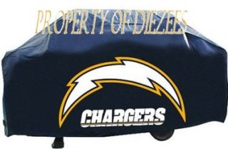 San Diego Chargers NFL BBQ Gas Grill Cover with Logo