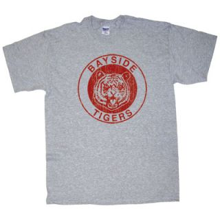 Bayside Tigers T Shirt by The Athletic Gray Saved Bell