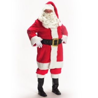 Halco Father Christmas Plus Size Santa Suit (50 56) Halco Santa Suit