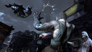Batman Arkham City Collectors Edition with Robin DLC Xbox 360 2011