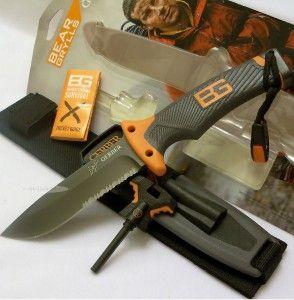 gerber bear grylls ultimate full tang survival knife