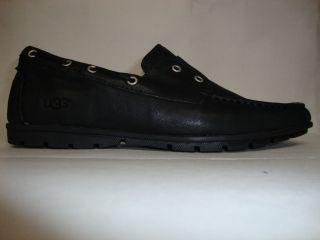 UGG Australia Bellingham Mens Dress Shoes Black Leather 3273