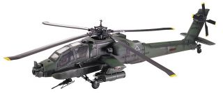 18 BBI Blue Box Elite Force US Army AH 64 Apache Helicopter