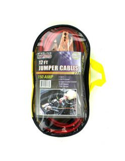 Case Lot 10 Car Truck Boat or RV Jumper Booster Battery Cables
