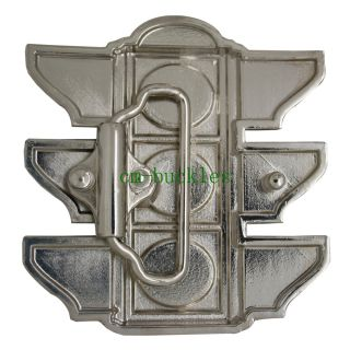 Funny Belt Buckle Traffic Lights for Genuine Leather Belts V40T