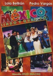Mexico Lindo Y Querido 1961 Lola Beltran Pedro Vargas