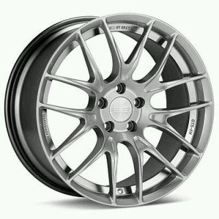 BE by Breyton GTS AV 19 Wheels Hyper Silver Audi VW A4 S4 RS4 Tires