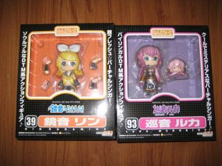 Good Smile Company Vocaloid Kagamine Rin & Megurine Luka Nendoroid