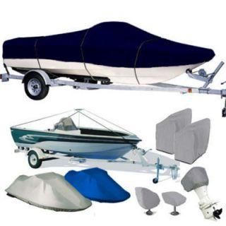 Bayliner Capri 1700 CR Bowrider O B 1987 1988 1989 Boat Cover