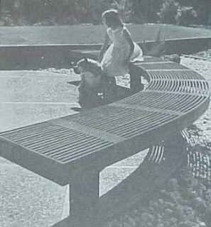 1963 MID CENURY MODERN LANDSCAPING GARDEN PAIO DESIGN PLANS