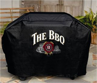 brand new jim beam hooded gas bbq cover 3 4 burner official licensed
