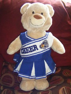 Build A Bear Workshop Plush Bear with Clothes Really Cute