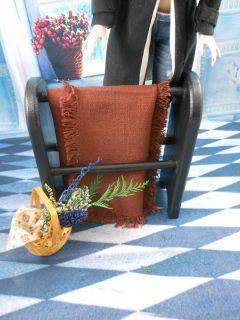 Quilt rack and Flowers Evangeline Tonner Ellowyne Tyler Cami