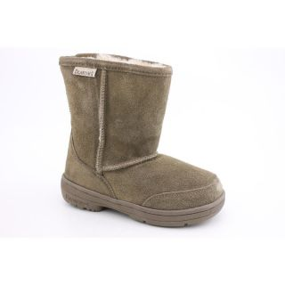 Bearpaw Meadow Youth Kids Girls Size 13 Brown Snow Boots