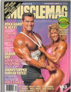 Fitness Magazine Berry Demey Shelley Beattie 12 90 103