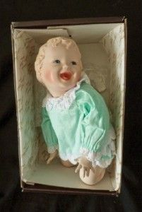 Porcelain Baby Doll Perfect Babies Jessica Yolanda Bello WOW