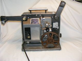 Bell Howell 535 16mm Filmsound Projector