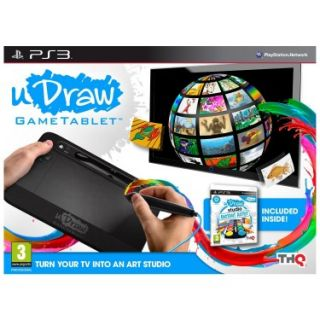 Sony PS3 uDraw HD Game Tablet Studio Instant Artist Brand New Boxed