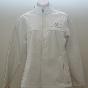 Bertram Yacht Sport Fishing Boat Charles River Ladies Warm Jacket