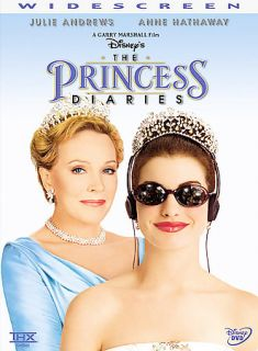 The Princess Diaries DVD, 2003, Widescreen