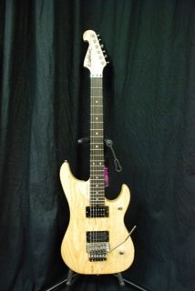 Washburn USA Davies Spec N4 nuno bettencourt N4 guitar 1 peice body