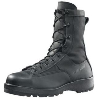 BELLEVILLE BLACK 700 ST BOOTS (military army police swat tactical