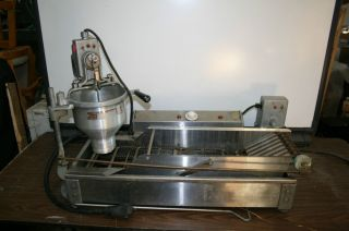 Belshaw MINI Donut Robot DR 42B Dough Conveyor Fryer MINI DONUT