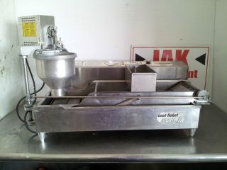 Belshaw Donut Robot Mark II 2 Automatic Fryer MK 189