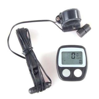 Multi Function Digital Bicycle Bike Computer Odometer