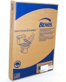 Bemis 1500EC000 Molded Wood Elongated Toilet Seat