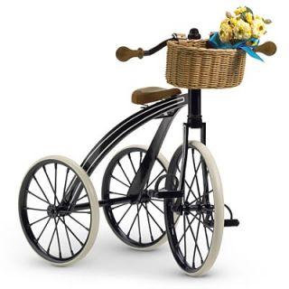 American Girl Samantha 3 wheeled bicycle NEW IN BOX MINT HTF
